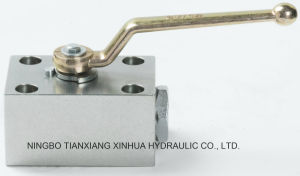 Carbon Steel Khp3k Board Type Ball Valve pictures & photos