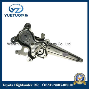 Machinery Parts Window Regulator Highlander OEM 69803-0e010 pictures & photos