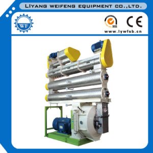 High Quality Ce Ring Die Stainless Steel Pellet Mill Machine pictures & photos