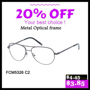 New Style Metal Glasses Eyewear Eyeglass Optical Frame pictures & photos