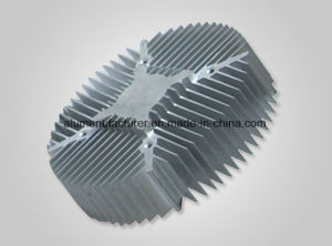 Heat Sink Aluminium Alloy Extrusion Profile for Door and Window 03 pictures & photos