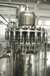 Automatic Juice Bottle Filling and Capping Machine with PLC Control pictures & photos