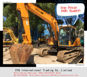 Used Sany Excavator Sy135c in Stock Ready to Work pictures & photos