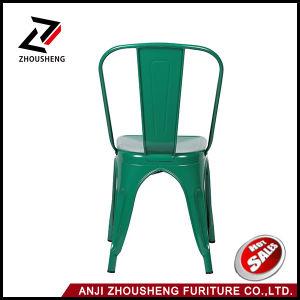 Green Stackable Flash Furniture Metal Indoor Outdoor Chairs Restaurant pictures & photos