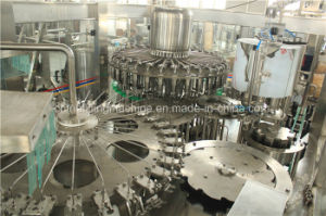 Hot Filling Fruits Juice Bottle Filling Machine Production Line pictures & photos