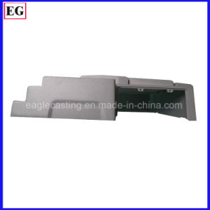 ADC12 Die Casting Scanister Chassis Aluminum Parts pictures & photos