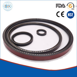 Fabric Reinforce Garlock Mold 23 26 Split Oil Seal pictures & photos