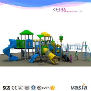 Vasia Straw Series New Design Outdoor Play Equipment pictures & photos