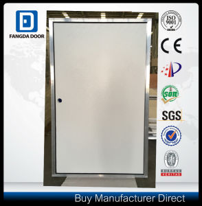 "42"" Economic Fiberglass Door with Alu Frame pictures & photos"