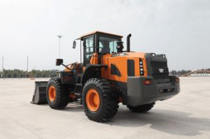 Engineering and Construction Machinery Ensign Wheel Loader Yx656 with Joystick pictures & photos