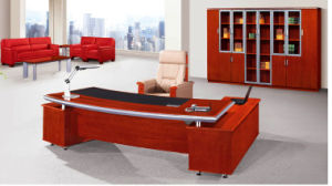 Modern MFC Laminated MDF Wooden Office Table (NS-NW232) pictures & photos