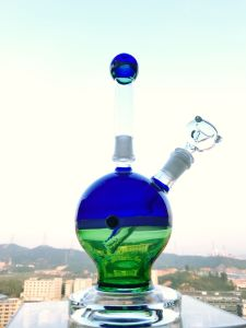Newest Factory Price Bigger Tobacco Newest Factory Price Bigger Tobacco Glass Smoking Water Pipe Glass Smoking Water Pipe pictures & photos