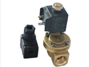 Industrial Air Compressors Spare Parts Ceme Loading Solenoid Valve pictures & photos