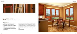 High Quality Customized Solid Wood Window pictures & photos