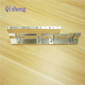Custom CNC Machining Part, Rapid Prototype with Plating, Faceplate pictures & photos