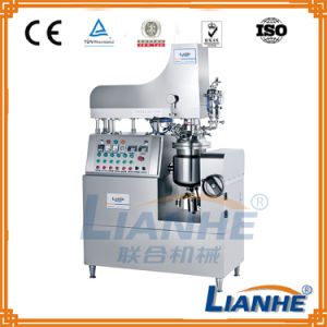 500L Vacuum Emulsifying Mixer for Cosmetic Cream/Pharmaceutical Ointment pictures & photos