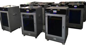 Double Color 400X400X500mm Large Size Linear Rail Industrial 3D Printer pictures & photos