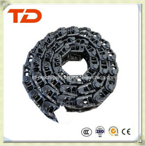 Excavator Kobelco Sk100 Track Link Excavator Link Chain Assy for Excavator Undercarriage Spare Parts pictures & photos