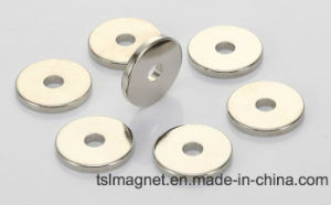 High Performance Sintered Permanent NdFeB Magnet with Ring pictures & photos