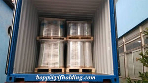 Metallized BOPP Heat Sealable Film pictures & photos