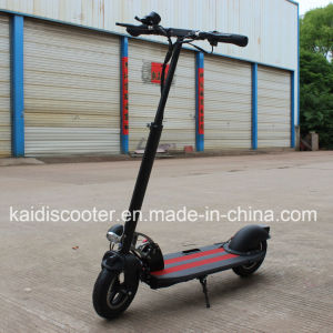 2-Wheel Foldable Lithium Battery Electrical Scooter Aluminum Alloy Frame pictures & photos