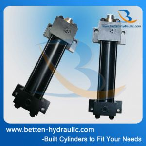 3 Inch Double Acting Tie Rod Cylinder pictures & photos