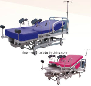Gynecological Delivery Bed pictures & photos