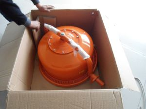 180L 800W Motoro Portable Cement Mixer pictures & photos