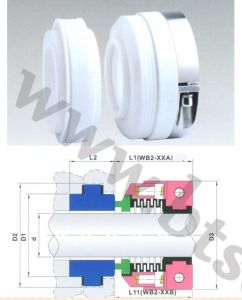Teflon Bellow Mechanical Seals (WB2) pictures & photos