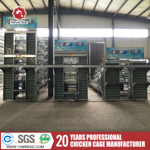 Vertical H Type Chicken Layer House / Poultry Battery Cage / Chicken House Design for Layers pictures & photos