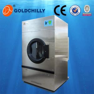 High Capacity Shop Tumble Dryers Gas Commercial Drying Machine 15kg pictures & photos