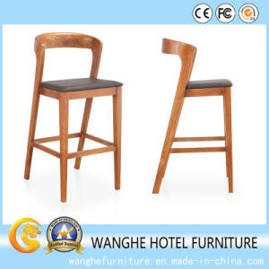 Vintage Restaurant Industrial Wood Cafe Chairs pictures & photos