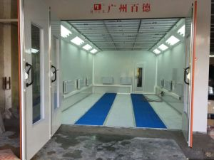 Electric Heating Paint Drying Booth pictures & photos