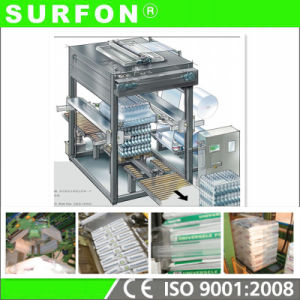 Pallet Fully-Auto Stretch Hooding System for Cement pictures & photos