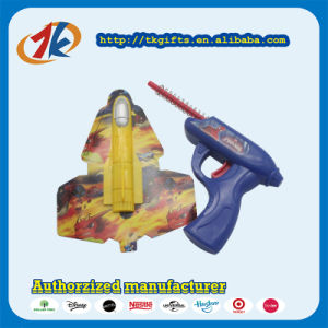 Wholesale Outdoor Gun Toy Plane Launcher Toy for Kids pictures & photos