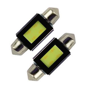 LED Lighting Car Lamp Canbus COB 36mm Festoon LED Bulb for Door Light, Panel Light, Reading Light pictures & photos