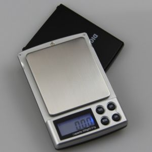 Mini Gold Diamond Pocket Digital Jewelry Scale pictures & photos