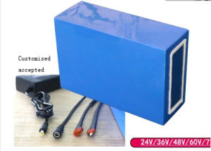 Ubetter 12V 35ah Rechargeable Lead Acid Battery Pack LiFePO4 Lithium Battery 26650 18650 32650 pictures & photos