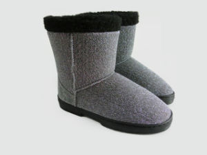 Warm Soft Pretty Good Quality Snow Boots for Winter pictures & photos