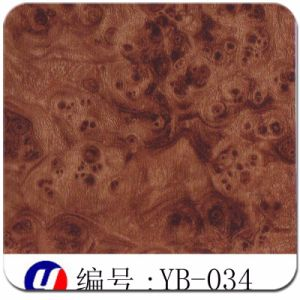 Tsautop 0.5/1m Width Wood Hydro Printing Film Hydro Image Transfer Film pictures & photos