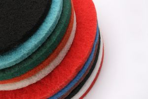 Heavy Duty Abrasive Polishing Waxing Colorful Floor Pad pictures & photos