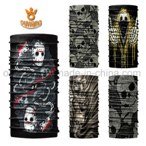 Outdoor Multipurpose Custom Logo Printed Seamless Tube Bandana pictures & photos