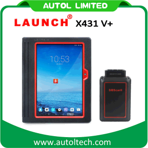100% Original Launch X431 V+ WiFi/Bluetooth Global Version Full System Scanner X431 V Plus Launch Diagnostic Machine pictures & photos