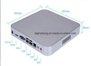 J1900 Quad Core Factory Outlet Mini HTPC Thin Client pictures & photos