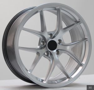 19 Inch Best Quality Car Parts Aluminium Alloy Wheel with PCD 5X105/120 pictures & photos
