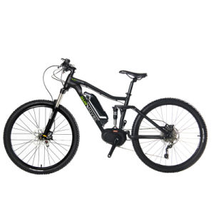 High Speed Center Motor Man Bike Ebike Mountain Electric Bicycle pictures & photos
