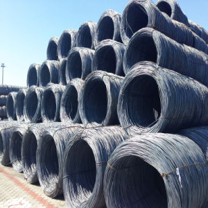Steel Wire Rod for Cold Drawing Nail Making
