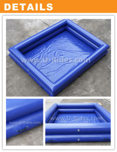 Square Double Inflatable Swimming Tube pictures & photos