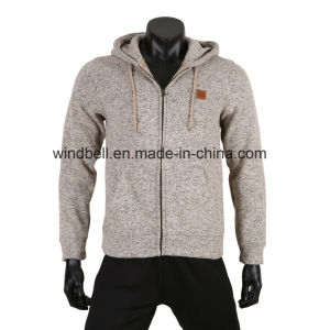 Fleece Fabric Hoody for Men pictures & photos