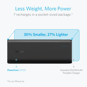 Anker Powercore 20100 Portable Charger Power Bank pictures & photos